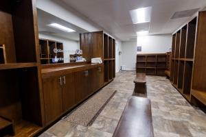 Clean Locker Rooms